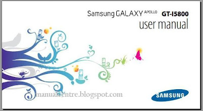 Samsung Galaxy Apollo manual