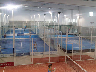 Club Padel Master Center, Salamanca