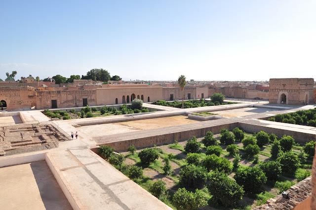 Marrakech Palais Badi