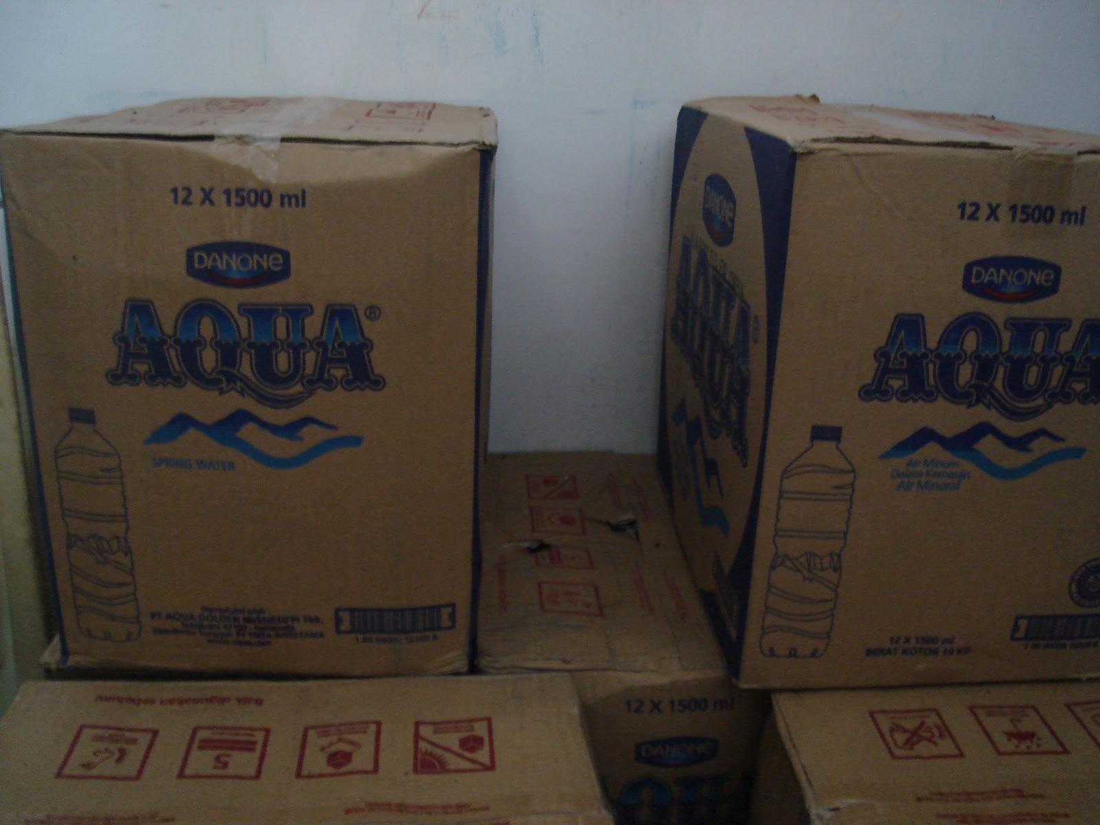 Aqua Botol 1500 Ml Bottle Multipack 6s 1500ml X 12pcs Jabodetabek Home Service Baskoro
