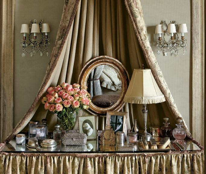 Roses And Rust Dressing Tables Indulgent Or Indispendable