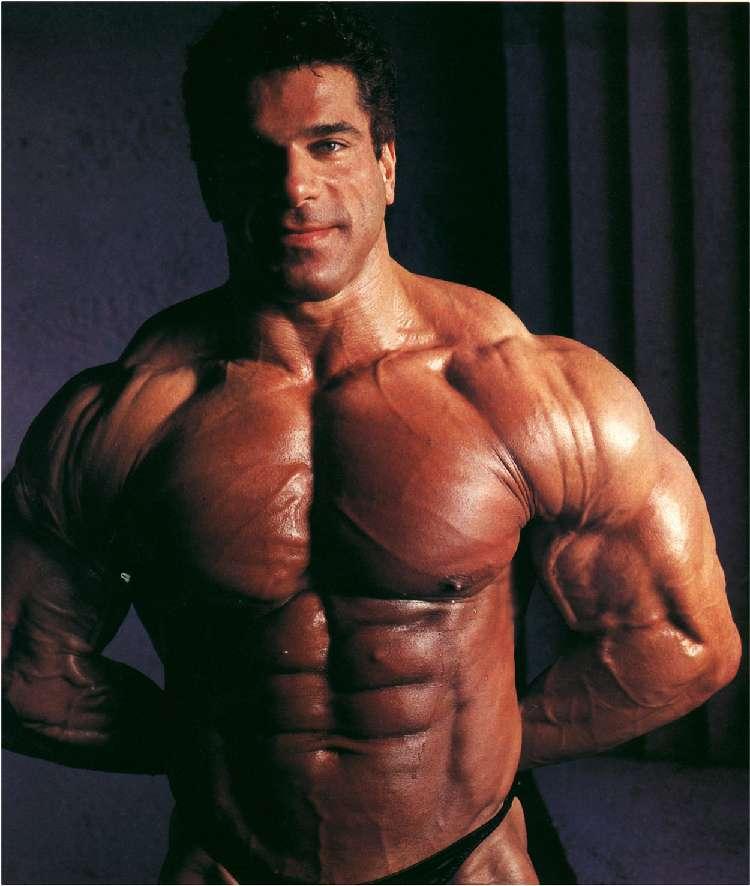training bodybuild...