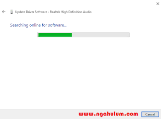 cara update driver komputer