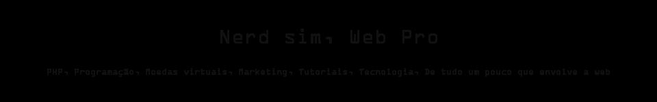 Nerd Sim, Web Pró