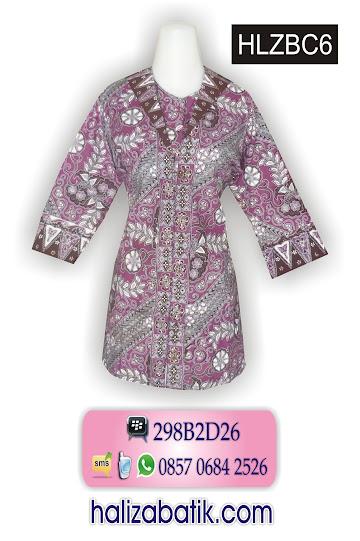 085706842526 INDOSAT, Baju Batik Modern, Baju Batik Terbaru, Baju Batik Wanita, HLZBC6, http://grosirbatik-pekalongan.com/Blus-hlzbc6/