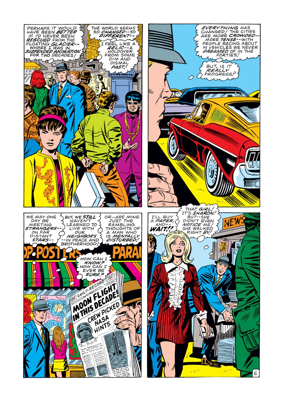 Captain America (1968) Issue #107 #21 - English 7