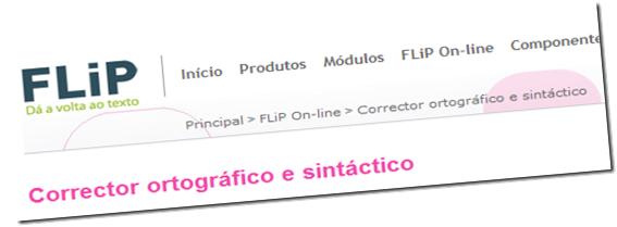 Corrector ortográfico e sintáctico