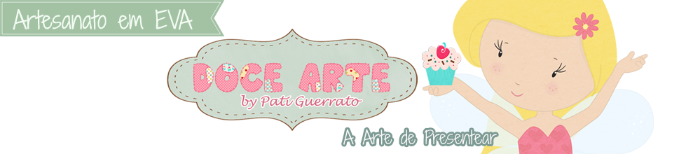 Doce Arte by Pati Guerrato
