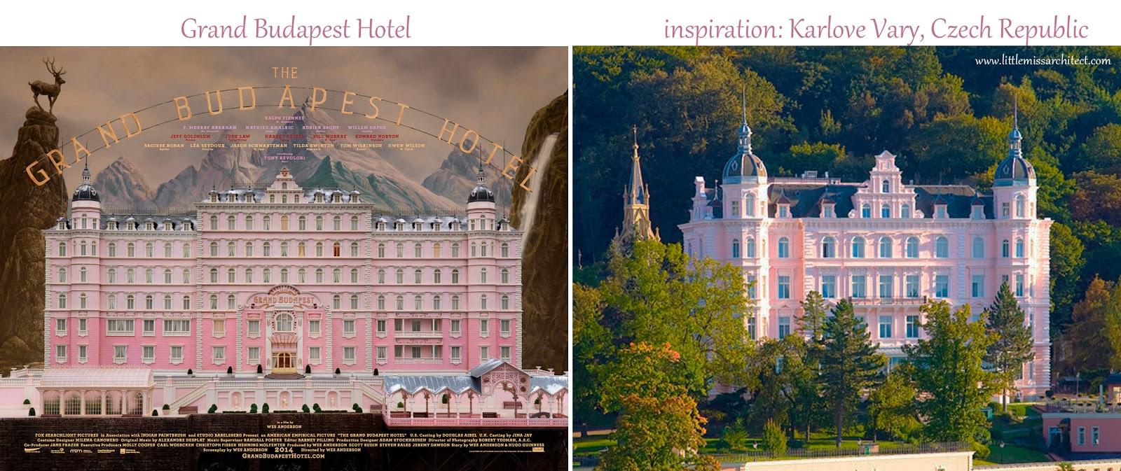 Grand Budapest Hotel Karlovy Vary