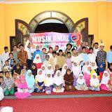 Berbagi Kebahagiaan Dipenghujung Ramadhan