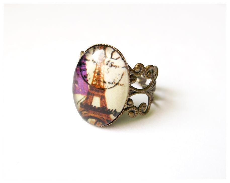 Ażurowe pierścienie