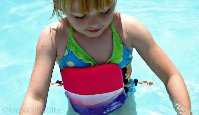 SwimWays Swim Float Vest