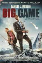 Big Game (2014) DVDRip Latino