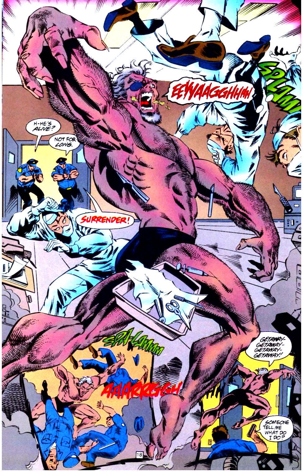 Deathstroke (1991) Issue #44 #49 - English 19