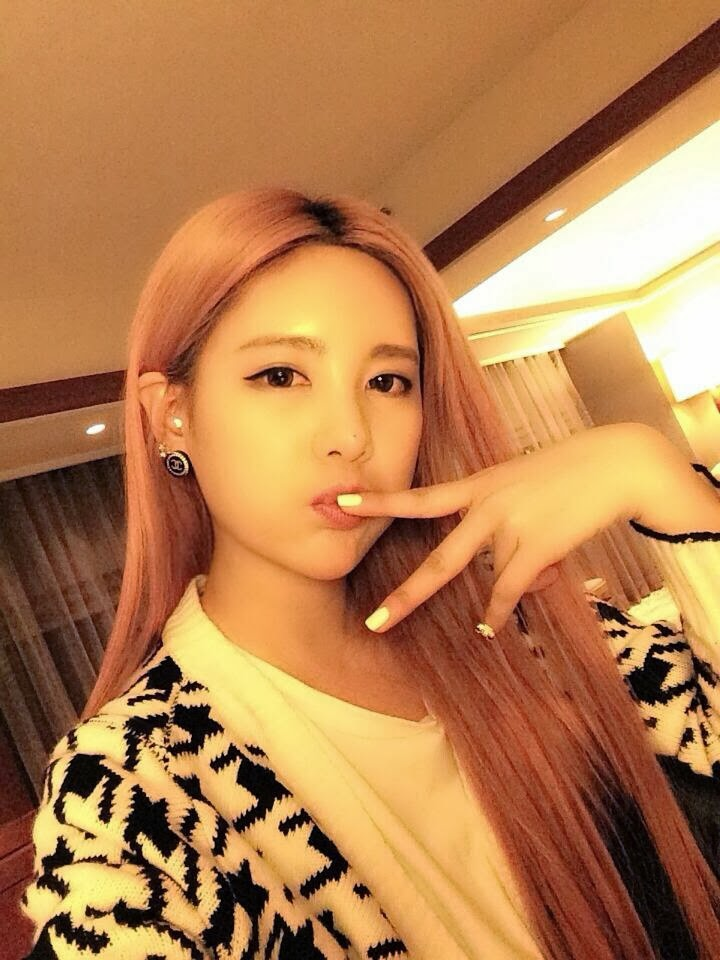 T-ara Lovers: Wanna play Hide and Seek with T-ara's Qri?
