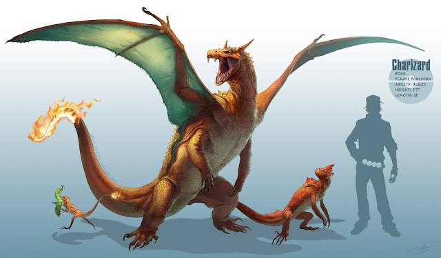 pokemon, Charizard