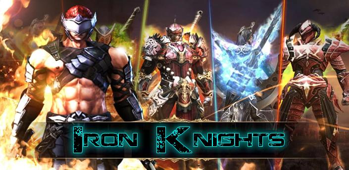 Iron Knights v1.0.5 Apk FULL