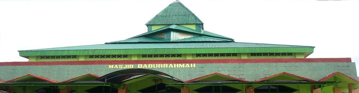 Baburrahmah's Site