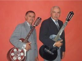 Poetas Isaias Olimpio e João Manoel
