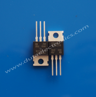 Power Mosfet P6NK60ZFP (TO-220F)