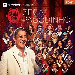 Sambabook Zeca Pagodinho CD 01 Frente Sambabook: Zeca Pagodinho Vol.1 e Vol.2