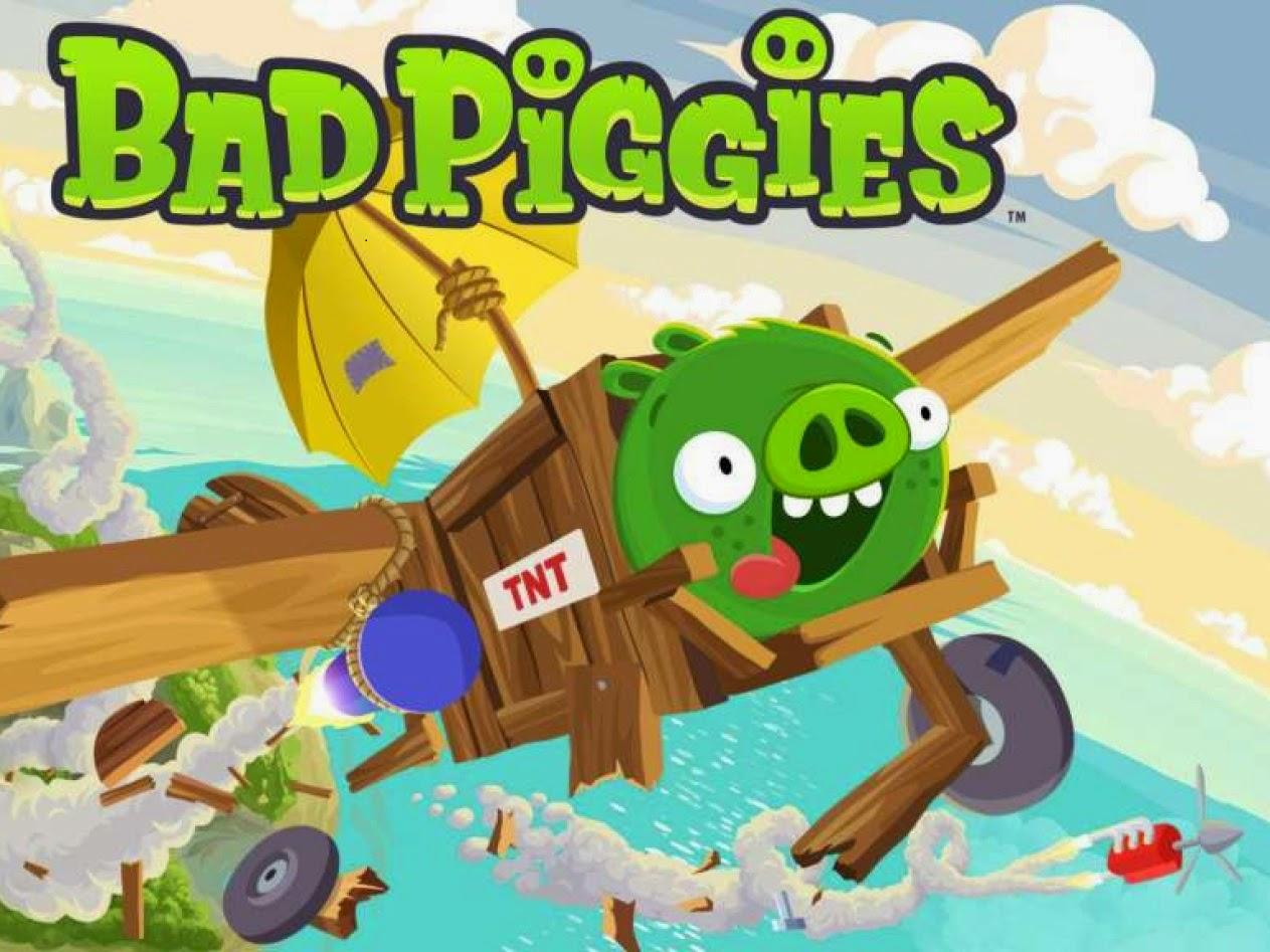 Bad Piggies 100% Working