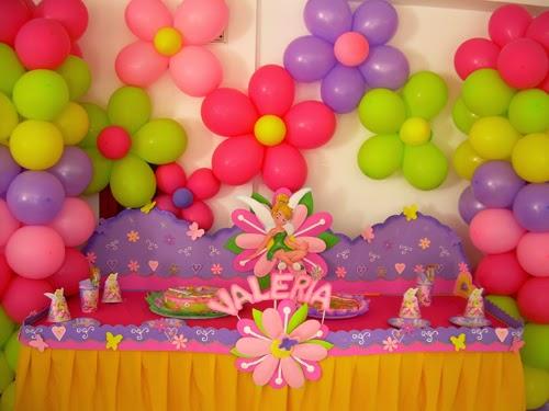 Ideas y cosas para tus fiestas infantiles decoracion para - Decoracion fiestas cumpleanos ...