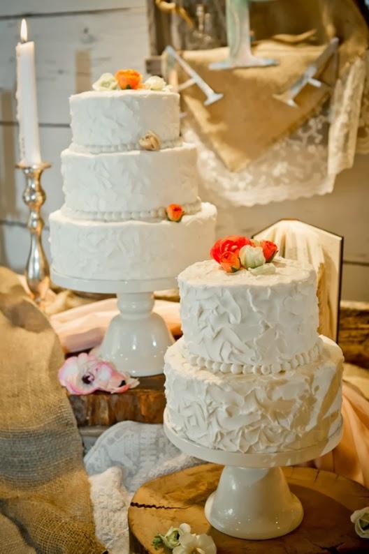 tarta nupcial boda rústica