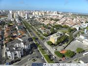 Vista aérea de Aracaju, bairro Jardins