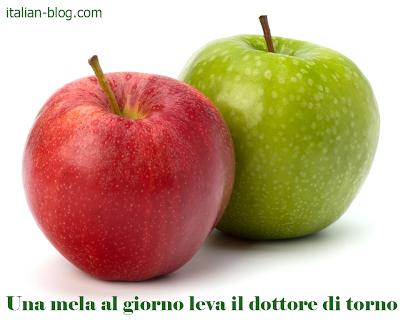 Пословица на итальянском языке
