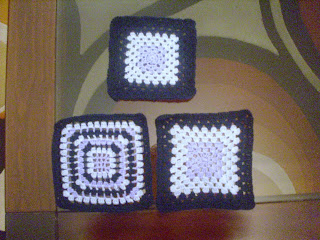 squares crochet
