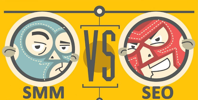 SEO vs. SMO – What's the Big Difference ?