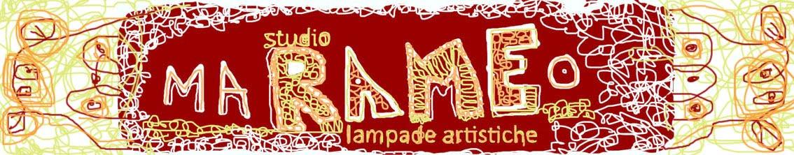 studio maRAMEo lampade artistiche