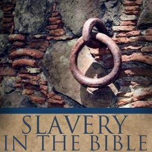 the question of whether bible condone slavery The complete text of lita's response can be found in the article does the bible condone slavery on the the question of whether the bible really.