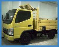 jasa transportasi truk