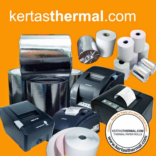 jual kertas thermal