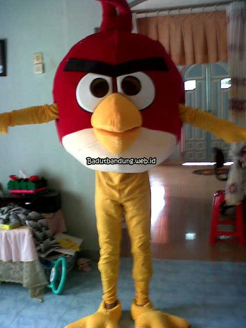 angry bird kostum terlaris peringkat 1