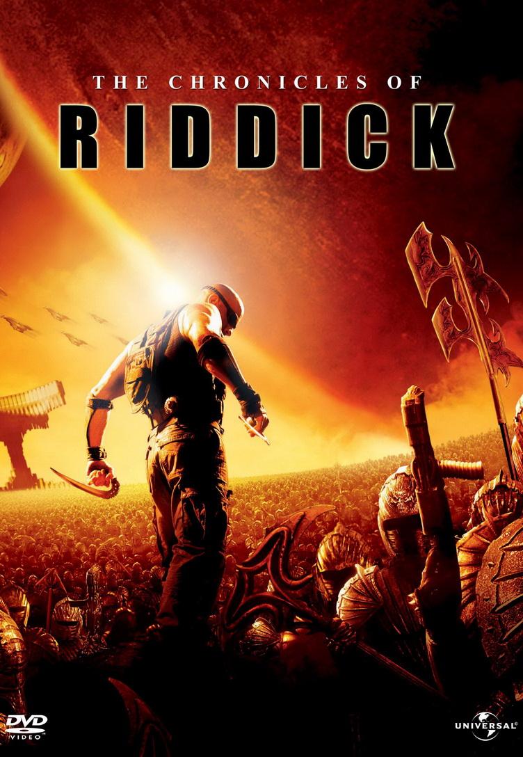 Riddick Günlükleri (2004) Mkv Film indir