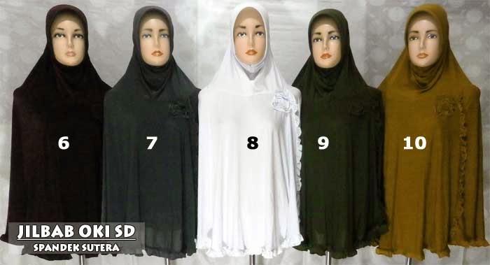 Trend Busana Muslim 2014 Terbaru Gamis Syari Terbaru
