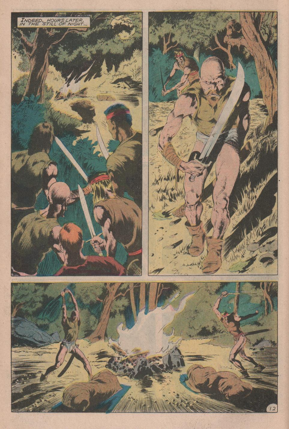 Conan the Barbarian (1970) Issue #160 #172 - English 13