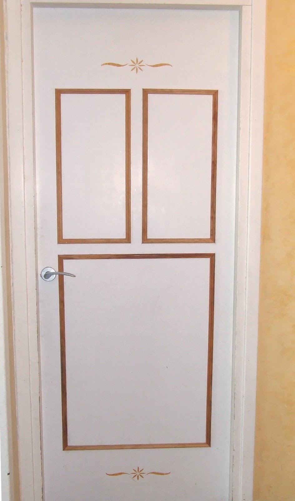 Puertas para pintar imagui for Pintar marcos de puertas
