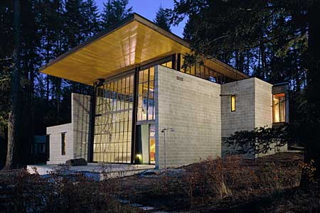 Architecture Cabin5