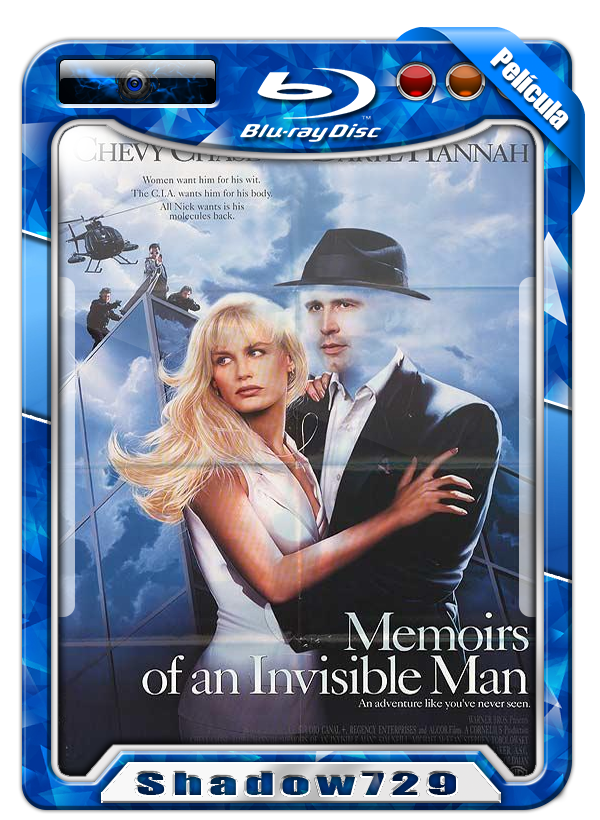John Carpenter: Memoirs of an Invisible Man (1992) 720p H264