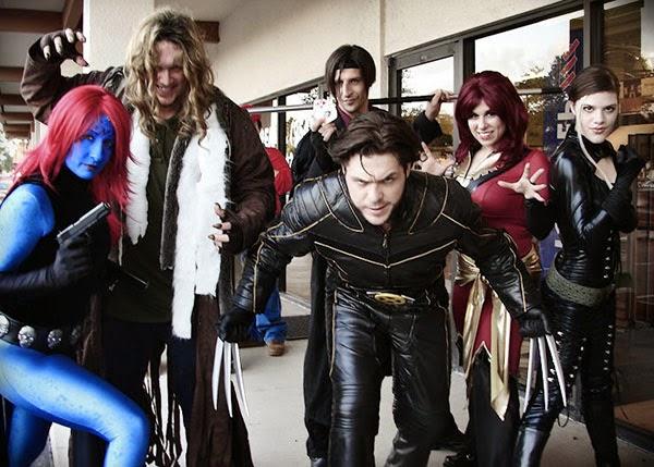 Cosplay X-Men
