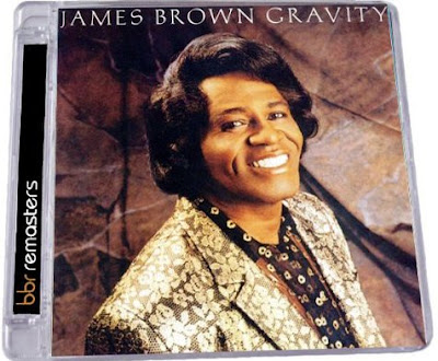 James Brown - 1986 Gravity (Remastered CD Expanded  2012)