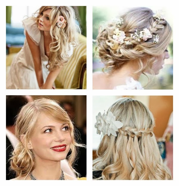blonde hair full fringe fashion blogger