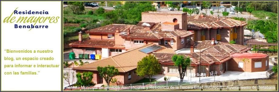 Blog Residencia de Mayores Benabarre, Huesca