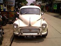 Pengiriman Pengecekan Mobil Moris B 8311 XB ke Surabaya