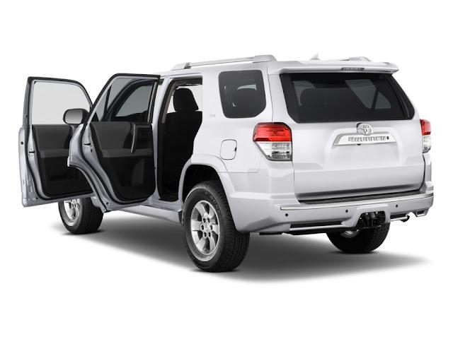 Toyota 4Runner 2012 comprar