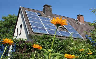 placas solares vivienda particula